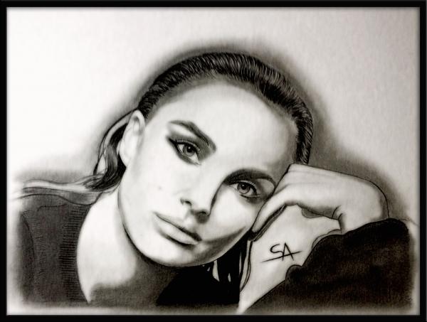 Natalie Portman por DarkSnake